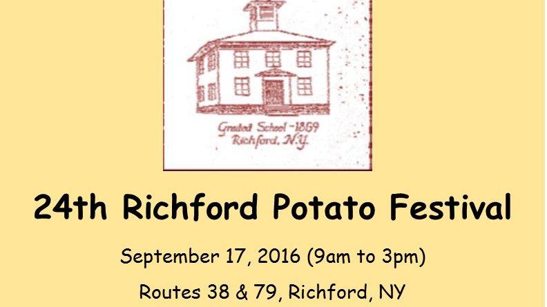 Richford Potato Festival
