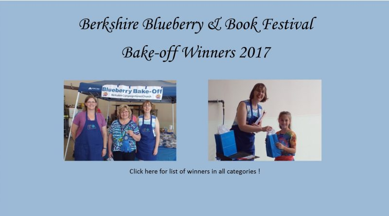 Bake Off 2017 winners