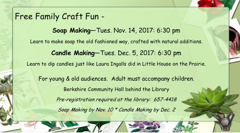 Free Family Craft Fun