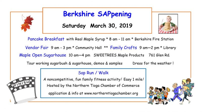 Berkshire SAPpening  March 30, 2019